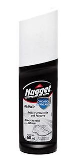 Nugget Cera Calzado Líquida Blanca 60 Ml