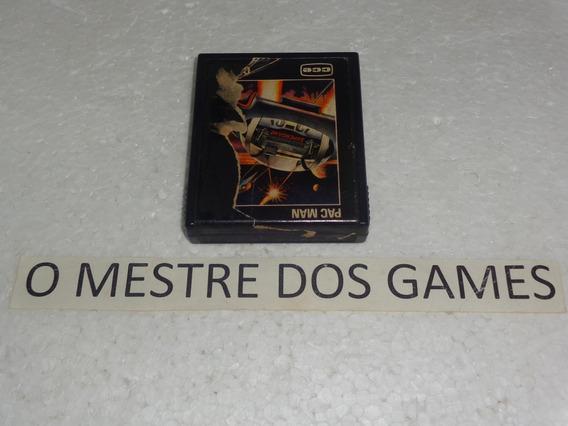Pac Man Da Marca Cce Para Atari 2600 Confira E Leia Tudo