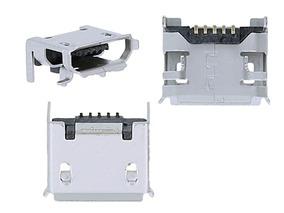 Conector De Carga Micro Usb Fêmea Para Caixa Som Jbl Pulse 2