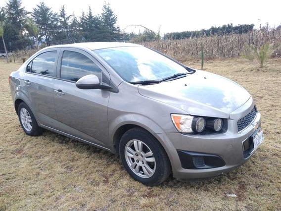 Chevrolet Sonic Lt 5 Velovidades