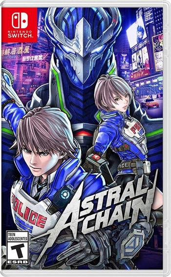 Astral Chain - Nintendo Switch - Digital Codigo Eshop