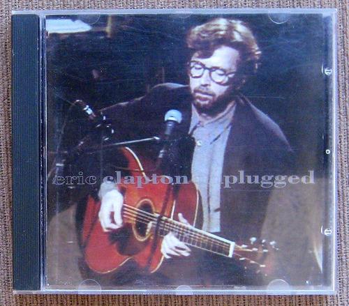 Cd De Eric Clapton Cd Unplugged, Rock Beatles