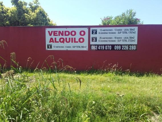 Excelente Local Comercial, Ex Hotel De Alta Rotatividad