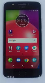 Motorola Moto E4 Titanium Xt1763 Original Semi Novo