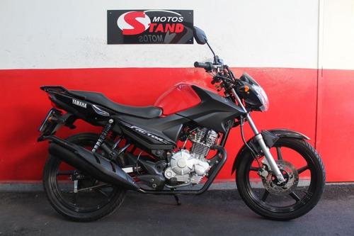 Imagem 1 de 11 de Yamaha Ybr 125 Factor 125 Ed 2020 Vermelha Vermelho