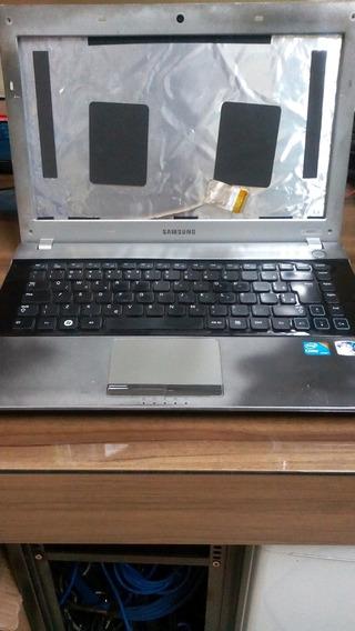 Notebook Samsung Np_rv411 - Retirada De Peças.