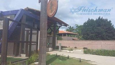 Casa Com 4 Dormitórios À Venda, 200 M² Por R$ 550.000 - Aldeia - Camaragibe/pe - Ca0296