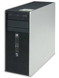 Cpu Hp Compaq Dc5850 Amd 3gb Hd 80gb Teclado E Mouse