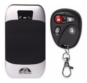 Rastreador Gps Bloqueador Veicular Moto Carro Gsm Tk-303g