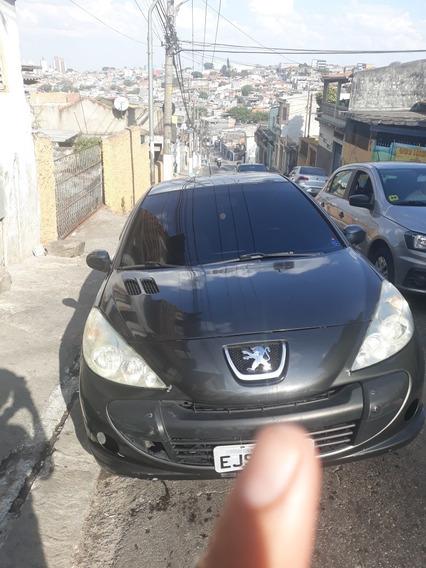 Peugeot 207 Passion 1.6 16v Xs Flex 4p 2010