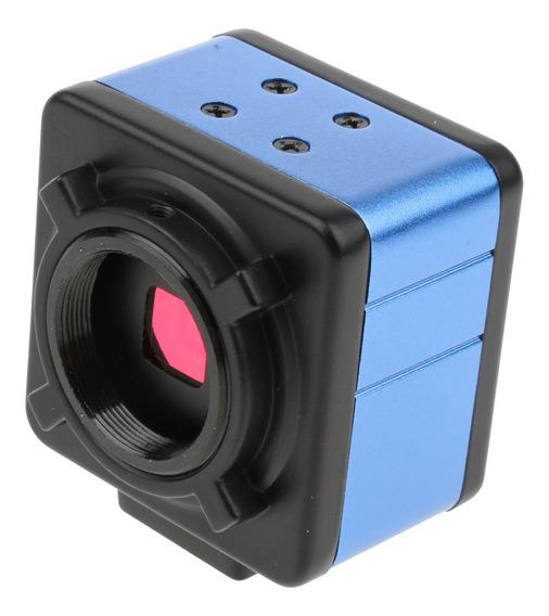 Usb 2.0 Hd 2mp Ccd Cmos C-mount Microscopio Cámara