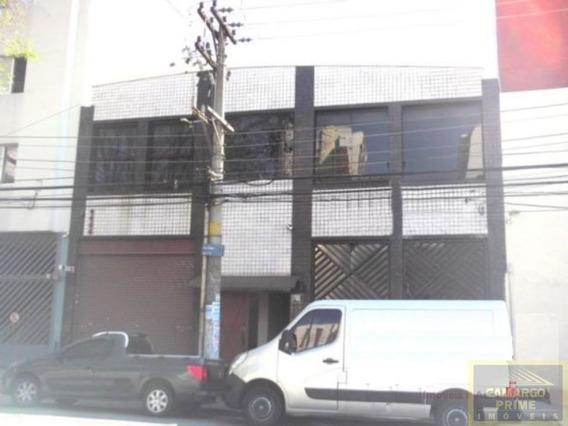 Galpão/depósito/armazém Com 2 Pavimentos Na Lapa - Eb85747