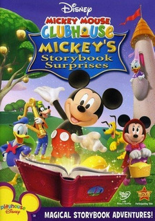 Casa Club De Disney Mickey Mouse: Sorpresas De Mickeys Story