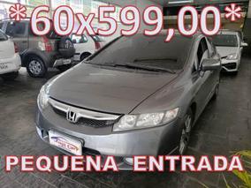 Honda Civic 1.8 Lxl Flex Aut. 4p New Civic