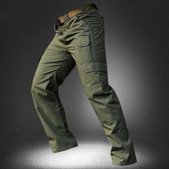 Pantalón Cargo Pampero Ripstop - Envíos Al Interior