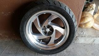 Goldwing 1800 Rin Trasero Gl1800 Honda Rueda Original