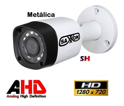 Camara Ahd Metalica Bullet Exterior Hd 720p 1 Mp