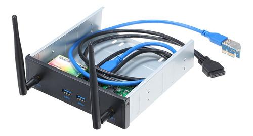 Pré-drive Placa De Rede Wireless Cd-rom Expansão Rack Móvel