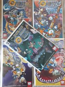Donald Quest 1 - 5 | Idw | Comics Valley