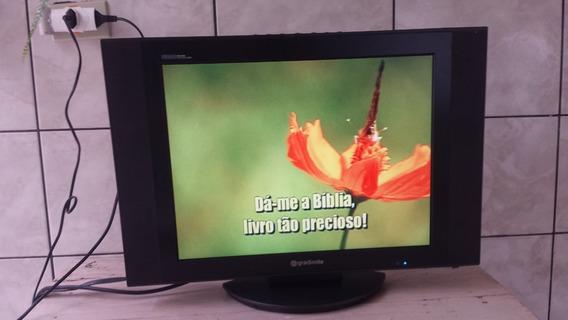 Tv Monitor 20 Gradiente Funcionando Perfeitamente