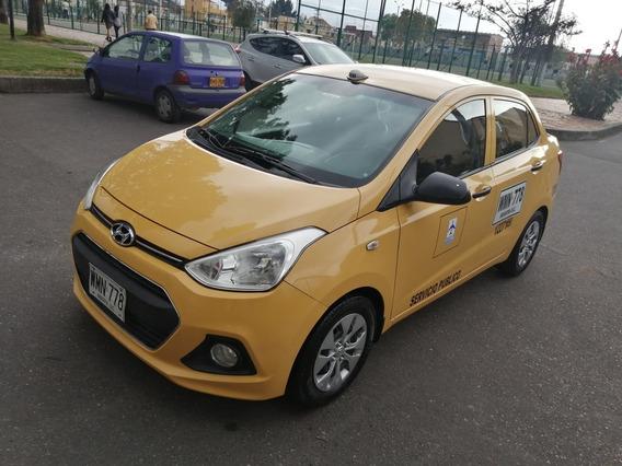Hyundai Grand I10 2016 City Taxi Mt 1200cc 4p Ta