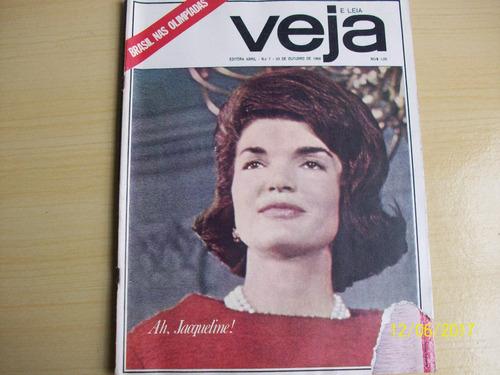 Revista Veja Numero 7 De 1968 Brizola Onassis