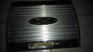 Planta Boss 4 Canales 1600 Watts