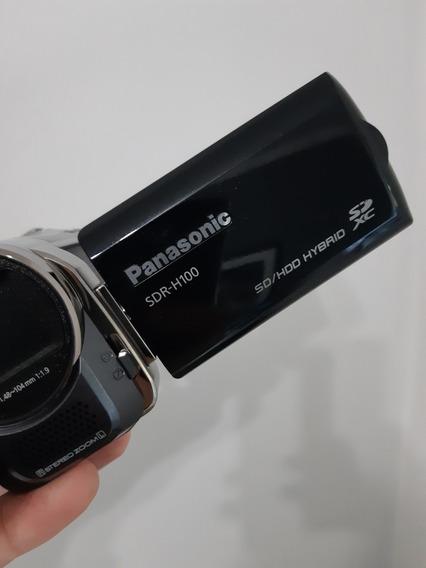 Câmera Panasonic Sdr-h100
