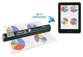 Scanner Portátil De Mão Sunfire Ts1w Wifi Ocr Melhor Preço !
