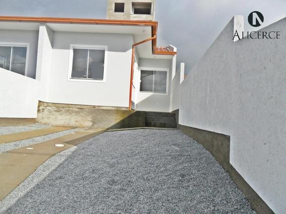 Linda Casa Pronta Para Morar, Aceita Financiamento, Bem Localizada! - 1199