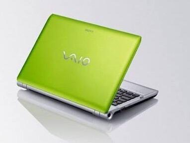Netbook Sony Vaio