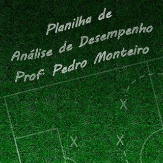 Planilha De Scout Futebol - Análise De Desempenho