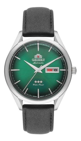 Relógio Orient Automatico 3 Estrelas Masculino F49sc002 E1px