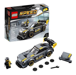Lego Speed ¿¿champions Mercedes-amg Gt3 75877 Kit De Constru