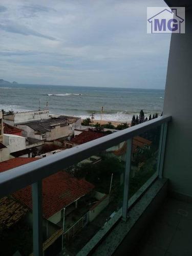 Imagem 1 de 29 de Apartamento Com 3 Dormitórios À Venda Por R$ 850.000,00 - Cavaleiros - Macaé/rj - Ap0511