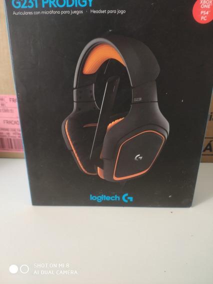 Headset Logitech G231