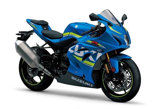 Suzuki Gsx-r1000a 0km 2019 Com Garantia De Fabrica