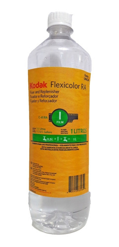 Fixador Ra Flex De Filme C-41 Kodak