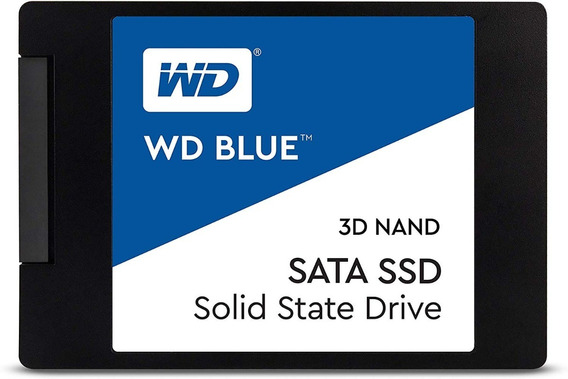 Ssd Western Digital 500gb