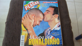 Revista Placar 4 Edições De 1998