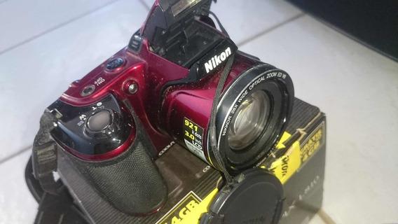 Câmera Nikon L810