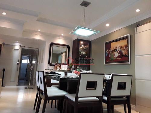 Imagem 1 de 18 de Apartamento À Venda, 132 M² Por R$ 1.100.000,00 - Parque Da Vila Prudente - São Paulo/sp - Ap1527