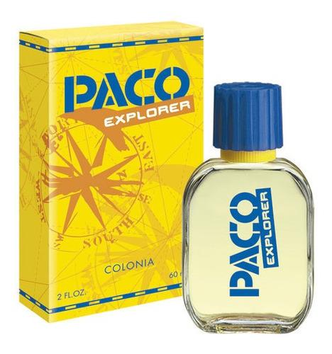 Imagen 1 de 1 de Colonia Paco Explorer 60ml