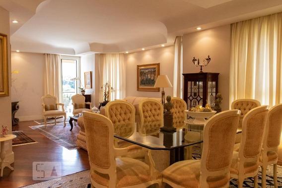Apartamento À Venda - Vila Mariana, 4 Quartos, 190 - S893039585