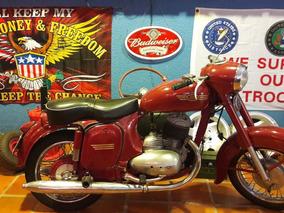 Jawa Cz 250 Cc Ano 1961
