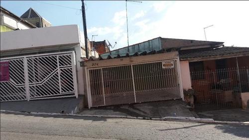 Casa Com 2 Dormitórios À Venda, 100 M² Por R$ 300.000,00 - Jardim Vera Cruz(zona Leste) - São Paulo/sp - Ca1704