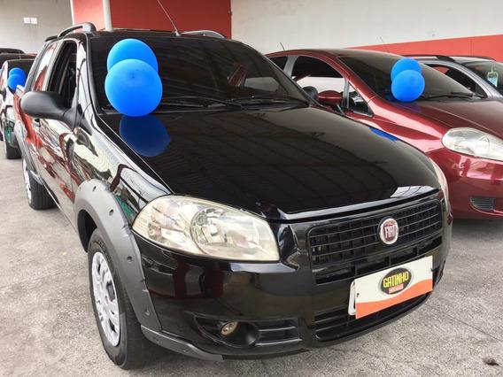 Fiat Strada Cab. Dupla 1.4 Working 2012/2012 Completa