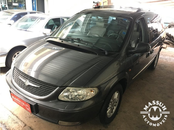 Chrysler Grand Caravan 3.3 Limited 4x2 V6 12v Gasolina 4p