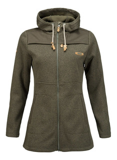 Chaqueta Mujer Lippi Long Forest Therm-pro Hoody Jacket Laur