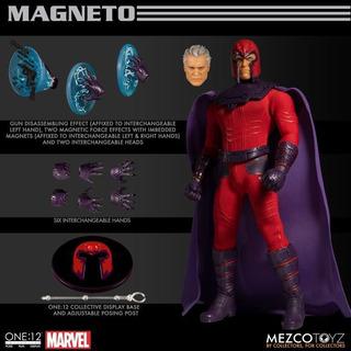 Mezco One:12 Magneto Marvel One:12 Collective